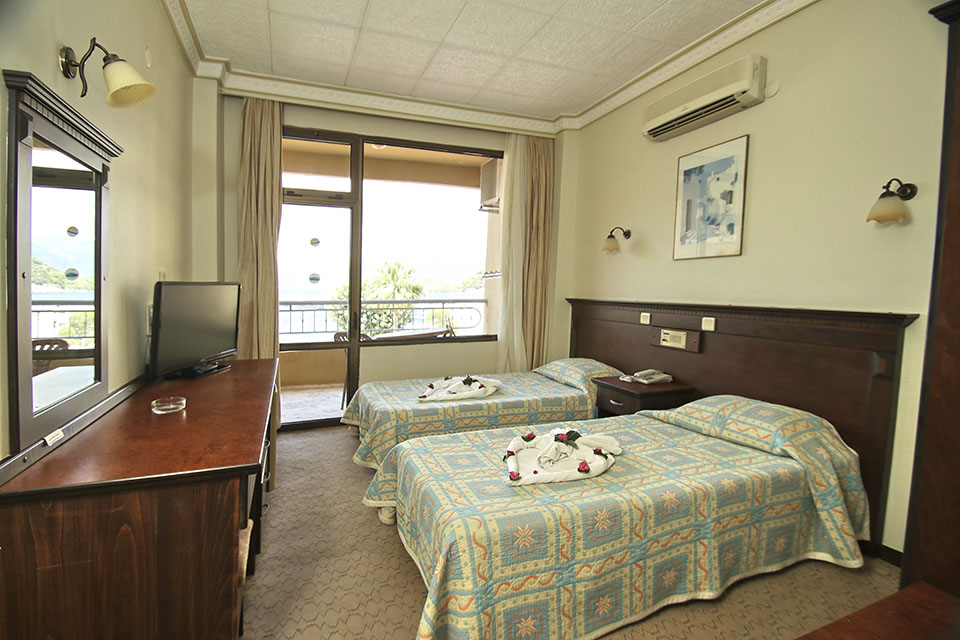 Twin Room marmaris hotels